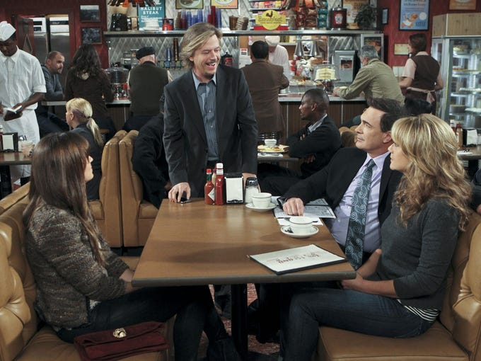 'Rules of Engagement' (CBS)