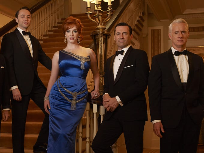 The 'Mad Men' drought is nearly over: Season 6's premiere is set for Sunday, April 7 (9 ET/PT). But it's been almost 10 months since we last saw the Sterling Cooper Draper Pryce gang, and it's hard remembering what went down last season -- outside of Lane's office, anyway. Here are exclusive new photos, and a quick reminder to get you ready.