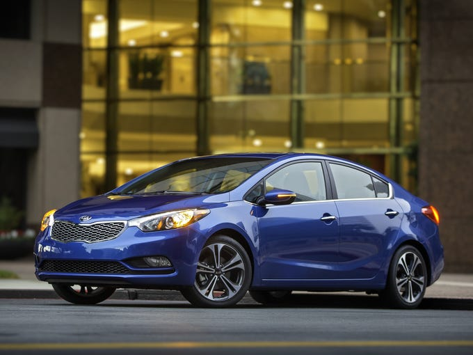 Kia's 2014 Forte, on sale next quarter, is a good example of how competitive the compact car market is.