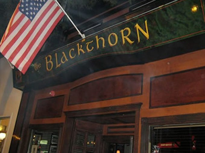 The Blackthorn Pub (Boston): This South Boston bar is confident in asserting that it offers a 'TRUE Irish pub experience without the fake 'Irish props,'' and fans and regulars no doubt agree. With that old-school, worn-in feel and a solid selection of beers on draft (including Irish favorites like Guinness, Harp, and Smithwick's), it's simply a great place to grab a drink. Plus, they screen all the important Irish and U.K. sports games on their large-screen TVs.