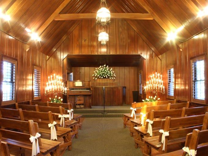 indoor postcard 4 3 - Western Wedding Vows