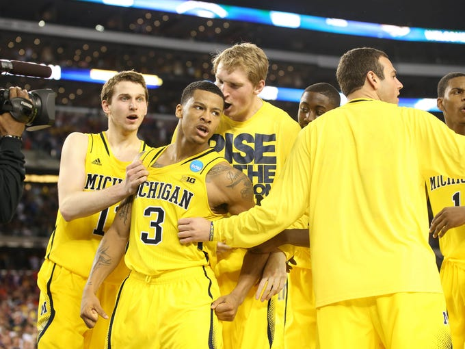 With the curtains closing on the NCAA tournament and a topsy-turvy 2012-13 college basketball season Monday night, USA TODAY Sports' Scott Gleeson looks back at the moments that had us talking at the water-cooler.