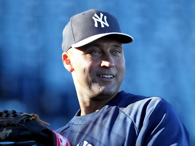 The one constant in two decades of Yankee success, Derek Jeter's ability to personally minimize distraction translates to the clubhouse as a whole, and his presence is a key reason why rivals believe an aging and injured team still is a threat.