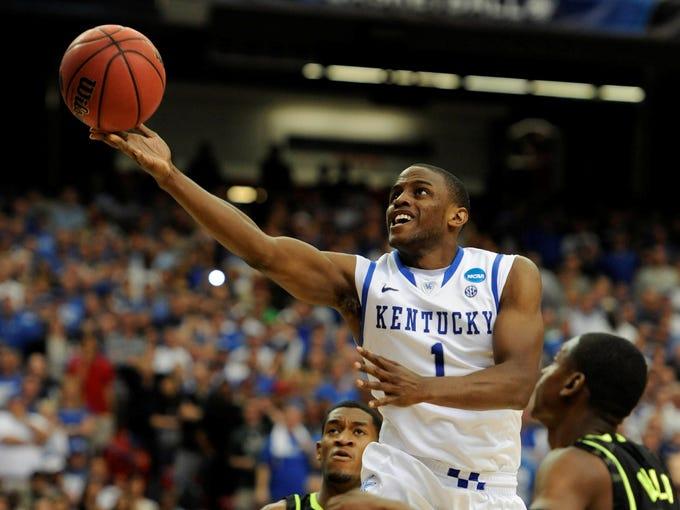 Darius Miller, 2012 Kentucky Wildcats