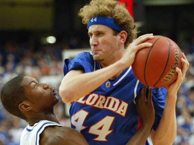 Guard Matt Walsh left Florida after averaging 14.6 points and shooting 42.6 from beyond the arc in his junior year. He went undrafted, signed with the Miami Heat and was cut after logging a grand total of three minutes in the NBA. Meanwhile, the Gators, led by Walsh's former teammates Joakim Noah, Al Horford and Corey Brewer, won two straight national championships.