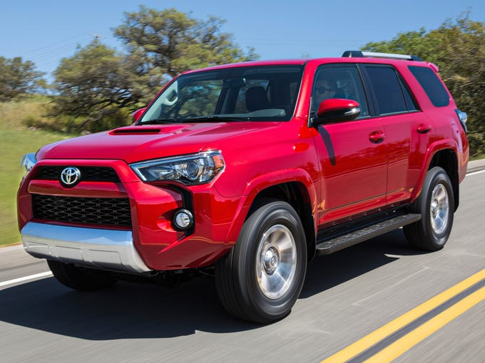 Toyota has debuted a new 4Runner