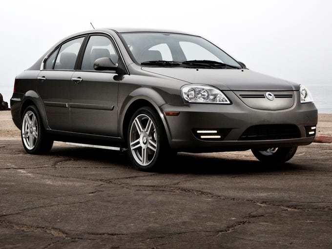 Coda Holdings, parent of the maker of the Coda sedan, filed for bankruptcy reorganization. It sold only about 100 of its electric cars.