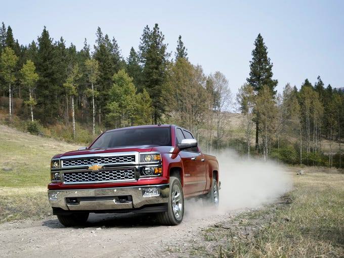 2014 Chevrolet Silverado LTZ proves that GM paid special attention to smoothness and quietness in developing its latest batch of full-size trucks.