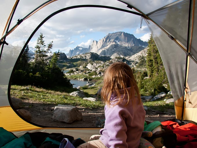 """The annual """"Share the Experience"""" competition invites visitors to public lands, including parks, forests, recreation areas and wildlife refuges, to share their images and try for a chance at the $15,000 first prize. Here's a look at the 2012 winners. Grand Prize: Katherine Hawkins, Bridger Teton National Forest"""