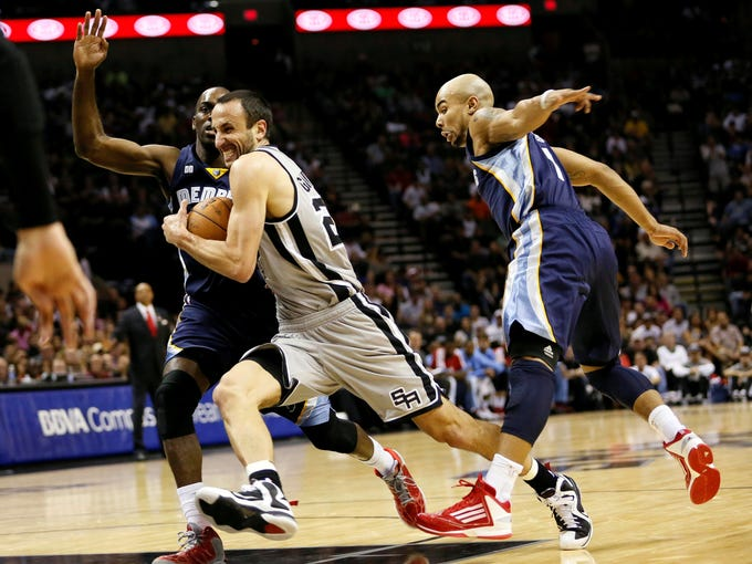 When the Spurs and Grizzlies meet, the talent will be obvious. But who's the best? USA TODAY Sports ranks all 26 rostered players in the Western Conference finals.