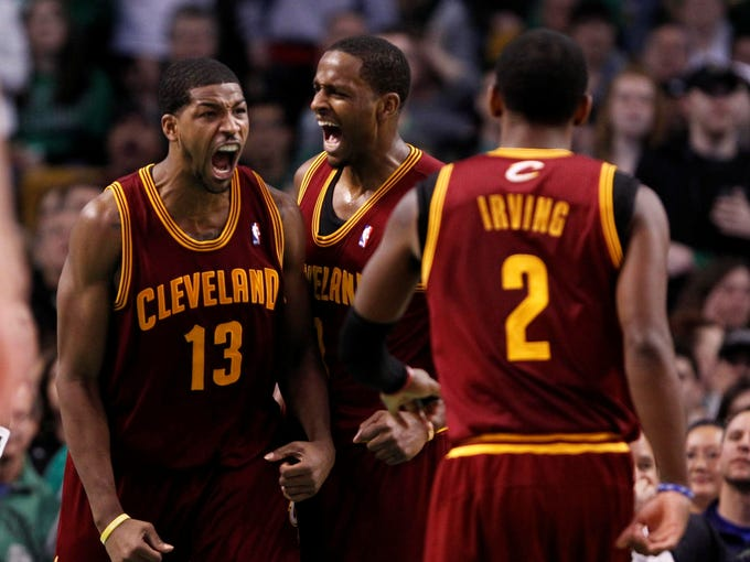 1. Cleveland Cavaliers
