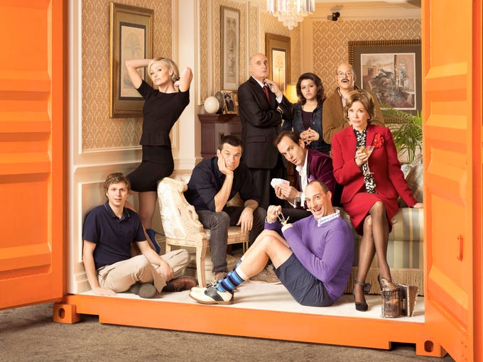 'Arrested Development' is an ensemble comedy; each of the major characters is the focus of two of the new episodes except for Lucille (Jessica Walter), Buster (Tony Hale) and Maeby (Alia Shawkat), featured in one apiece. If you are new to the show or haven't watched in eons, click forward to refamiliarize yourself with the characters.
