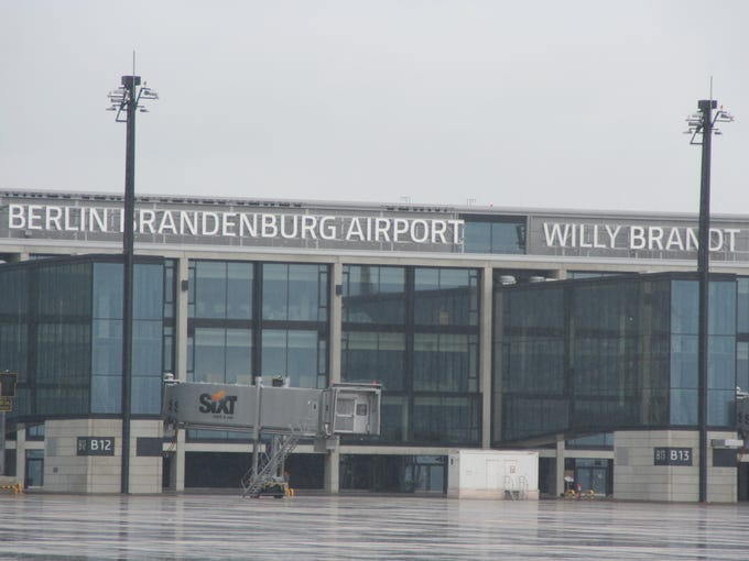 Berlin Brandenburg Willy Brandt Airport is named for the Cold War leader, a Nobel Peace laureate, former German chancellor and Berlin mayor. When the long-delayed airport finally opens, it will unite the traffic of the adjacent Schoenefeld Airport of the former East Berlin and Tegel Airport of the former West Berlin. Schoenefeld still serves largely eastern travelers and Tegel largely western travelers.