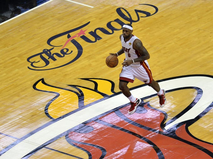 Miami Heat Vs Spurs Nba Finals 2013 Game 7 | Basketball Scores