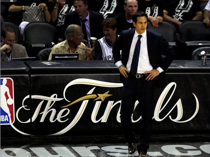 NBA Finals: Miami Heat vs. San Antonio Spurs
