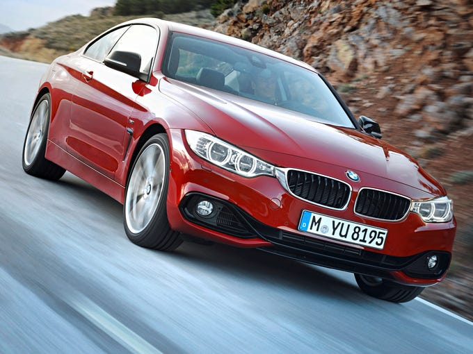 BMW wanted it 4 Series to be aggressive but elegant