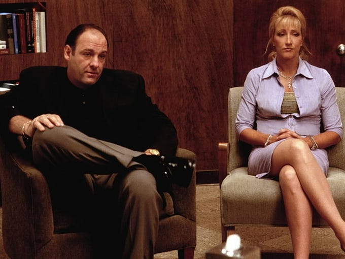As Tony Soprano, James Gandolfini imbued a new kind of flawed TV character who paved the way for others to follow.