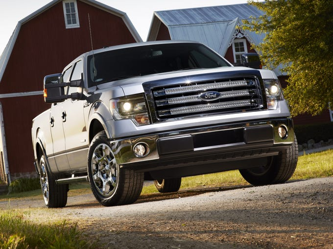 Number 1: Ford F-150 pickup. Assembled at Dearborn, Mich., and Claycomo, Mo. Rank last year was No. 2.