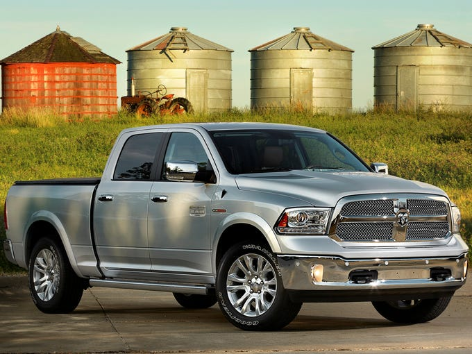 Ram will offer a 3.0-liter, V6 diesel option in its 2014 light-duty 1500 pickups for $2,850 above the price of a similarly equipped Hemi V8 model. When it goes on sale this summer, Ram will be the only brand to offer diesel in a standard-duty pickup.