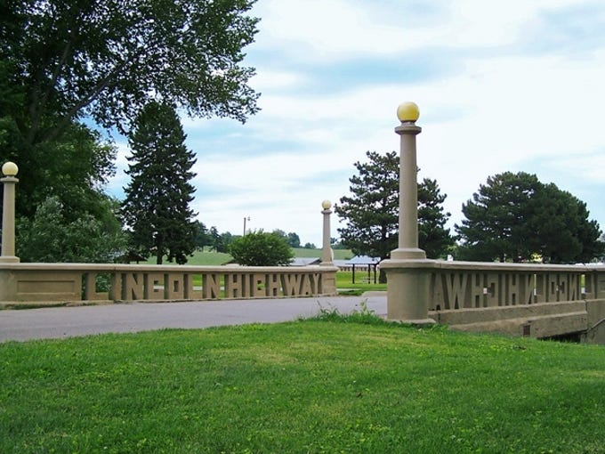 Lincoln Highway Turns 100 Years Old