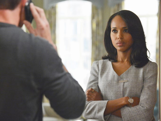 Kerry Washington's 'Scandal' will take a long winter vacation along with many of ABC's serialized dramas.