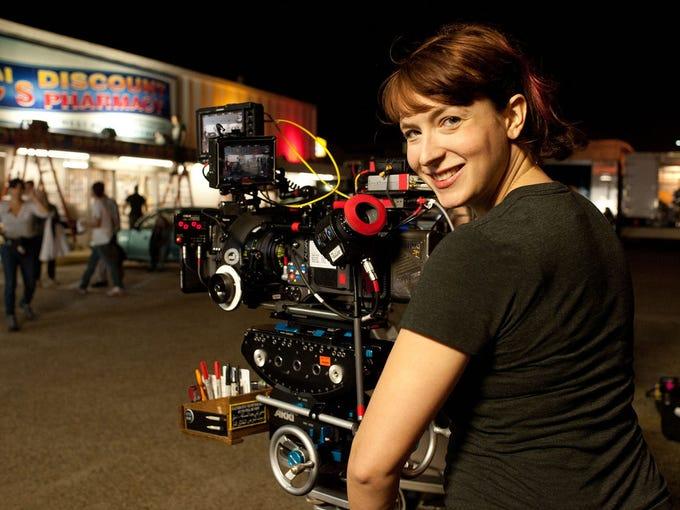 Diablo Cody, write/director of 'Paradise'