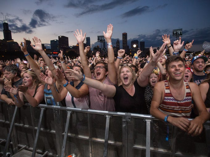 Hundreds of thousands of music lovers are taking to Chicago's Grant Park this weekend for Lollapalooza music festival. Before the 2013 installment wraps up Sunday night, here's a look at some of the most memorable performances so far.