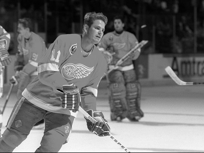 Former NHL player Shawn Burr died on Aug. 5 at age 47 after a fall at his house. Burr, who had battled cancer, was drafted seventh overall by the Detroit Red Wings in 1984 and began playing with them the following season.