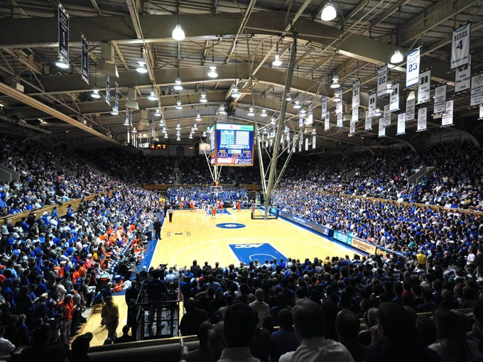 Ranking The Top Game Atmosphere Arenas In College Basketball