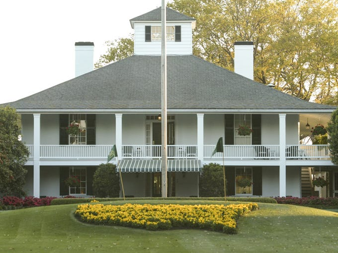 Crow 39 S Nest At Augusta National
