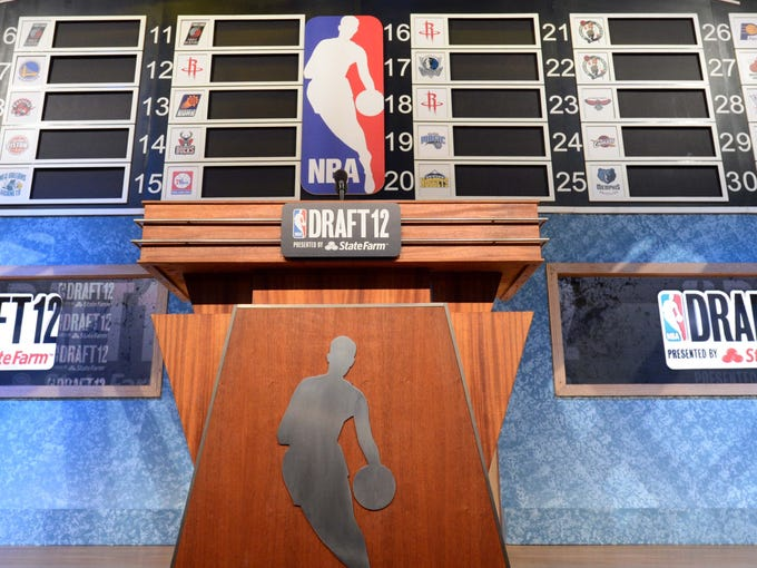2013 NBA draft early entry players
