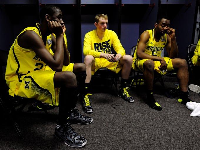 Michigan State Locker Room After Michigan Game