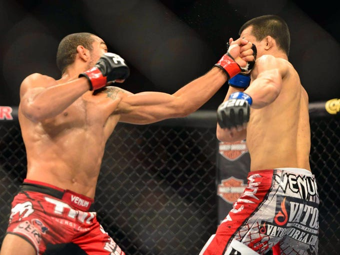 The Perception of Art in Mixed Martial Arts | km30dege