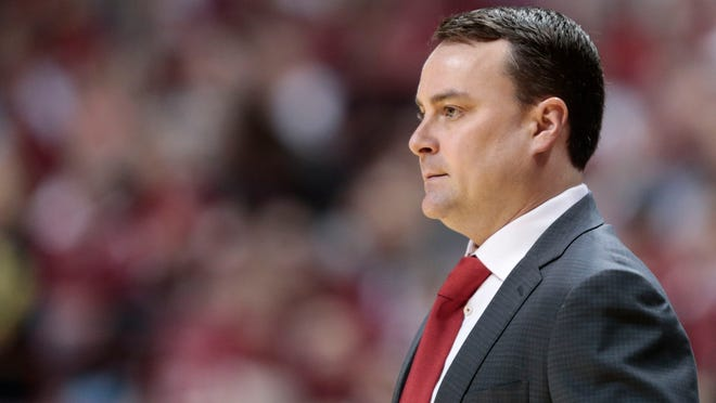 Indiana men's basketball coach Archie Miller will speak at Harrison High School at 6 p.m. on Tuesday.