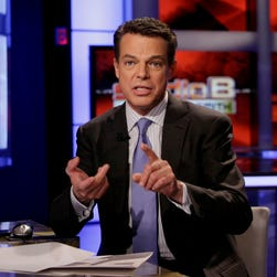 FILE - This May 24, 2011 file photo shows Fox News Channel anchor Shepard Smith. He is in charge of a breaking news team. (AP Photo/Richard Drew, File) ORG XMIT: NYET400