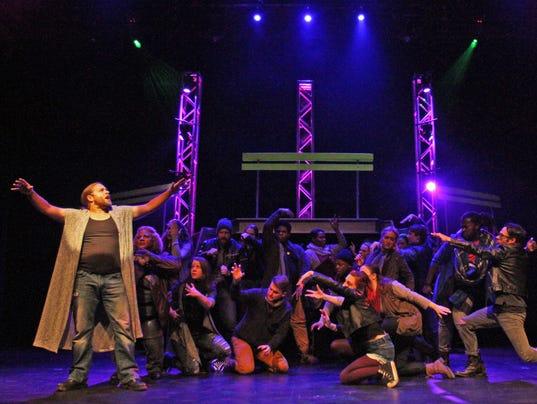 Greendale Community Theatre stages Jesus Christ Superstar