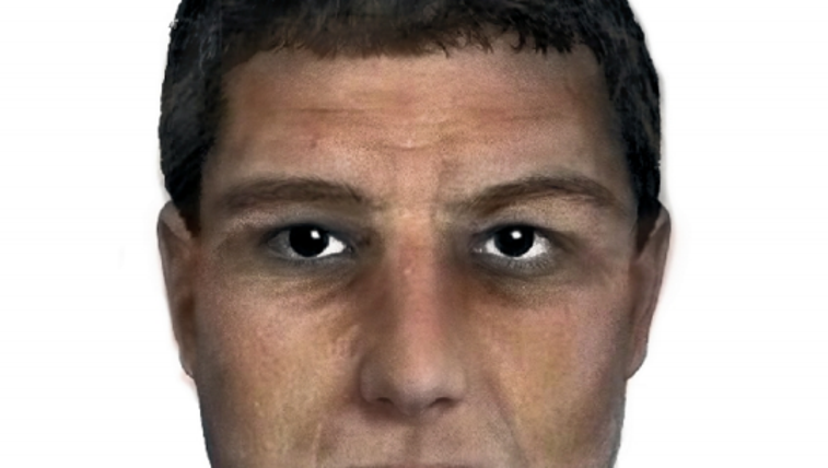 A NBPD rendering of the man police are looking for