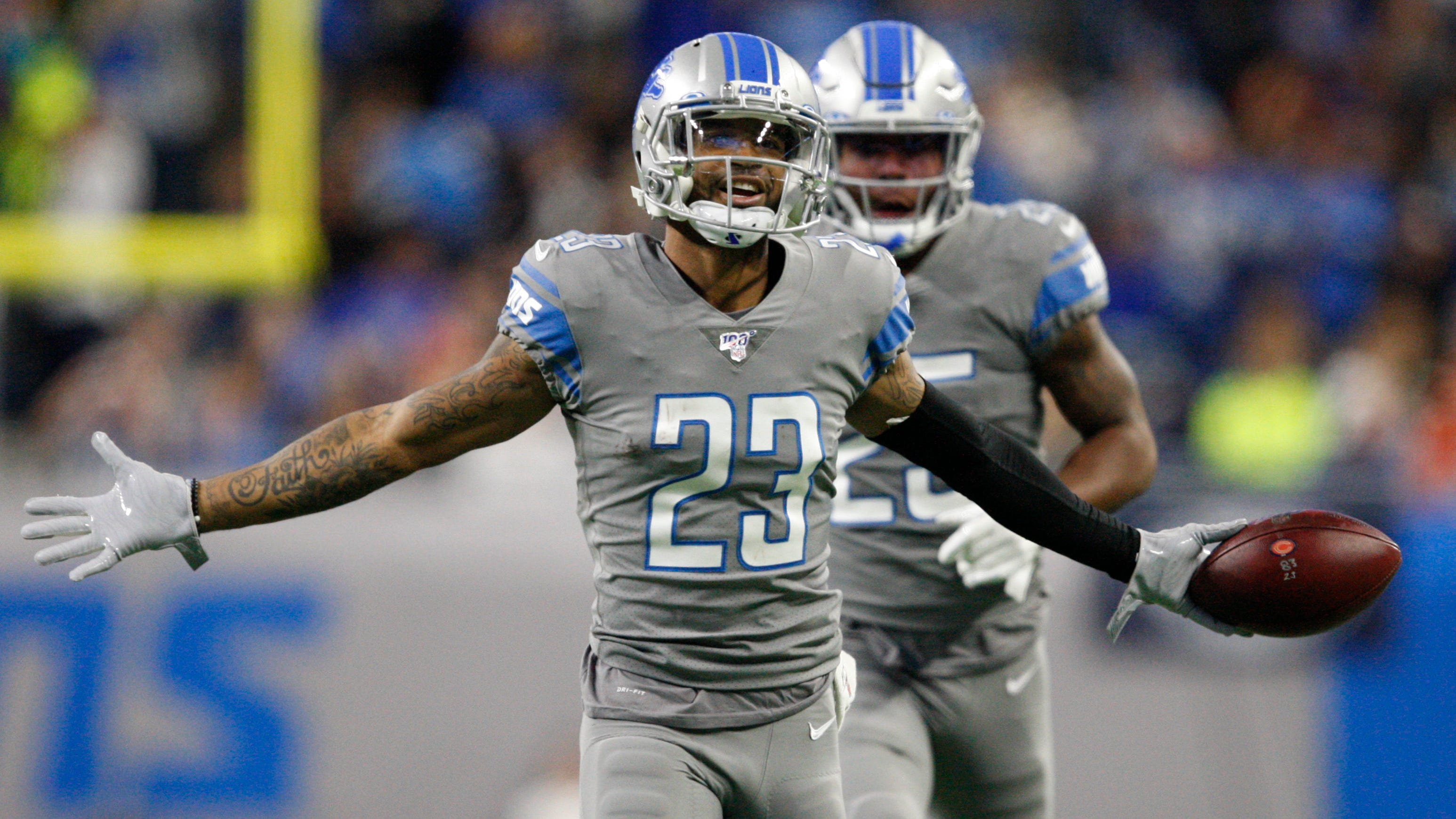 Detroit Lions exploring options, but time has come to deal Darius Slay