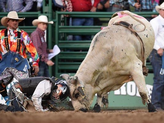 REN Xtreme Bulls 1