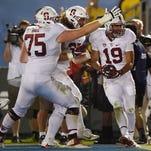 No. 6 Stanford rallies past UCLA 22-13