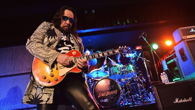 Calling all KISS fans: Ace Frehley will play a September show at Green Bay Distillery in Ashwaubenon.