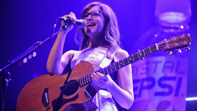 Singer Lisa Loeb will perform Nov. 5 at The Warehouse in Carmel.
