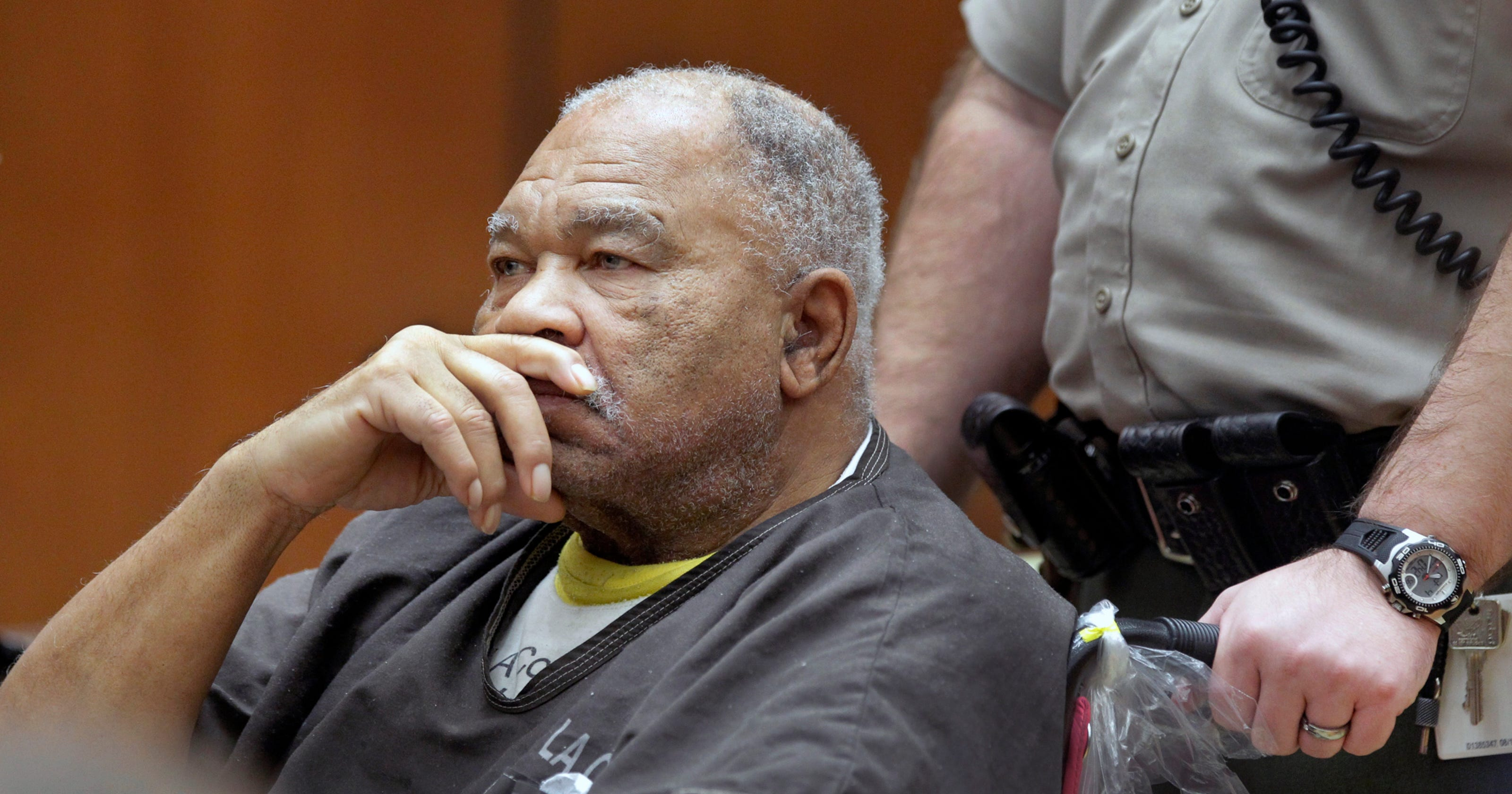 Confessed serial killer says he killed in Cincinnati and