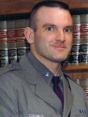 State Trooper Andrew J. Sperr