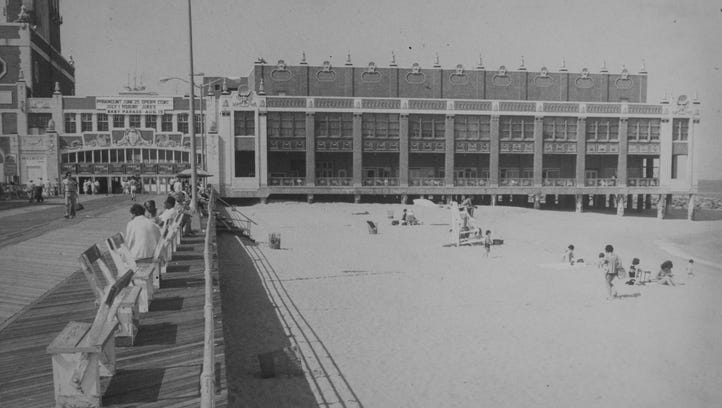 1978 Convention Hall in Asbury Park