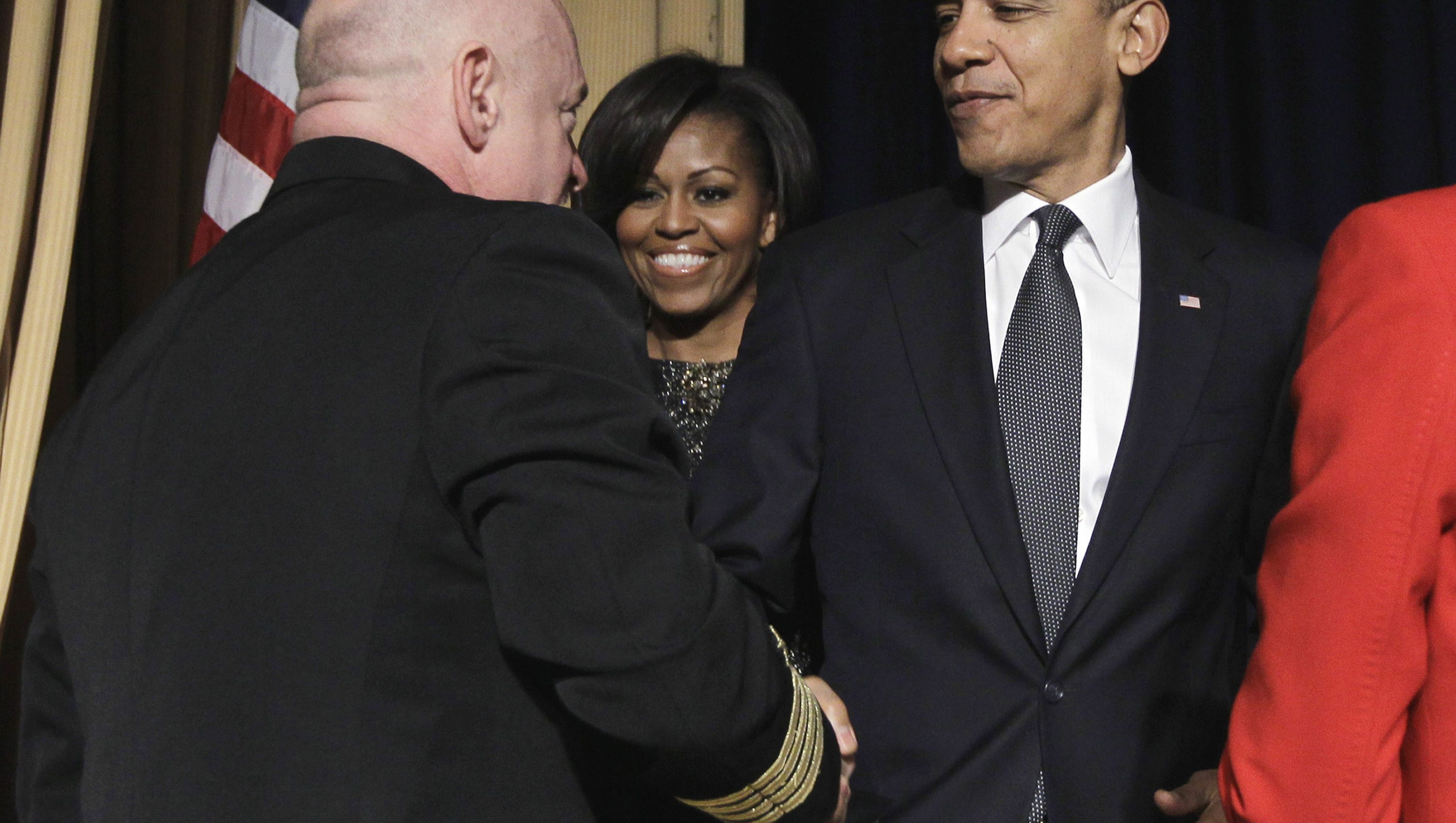 Obama calls for compassion, unity and humility at National ...