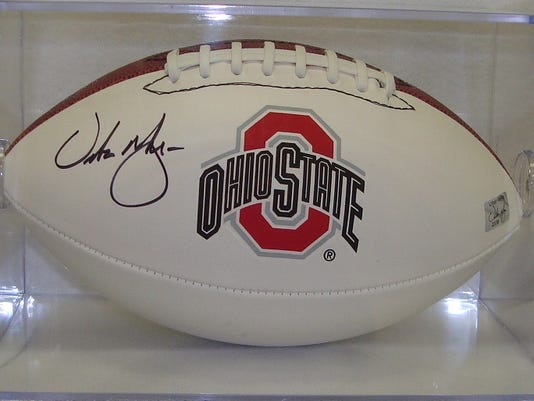 Urban Meyer ball