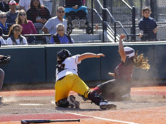 College Softball: Hartnell vs. MPC