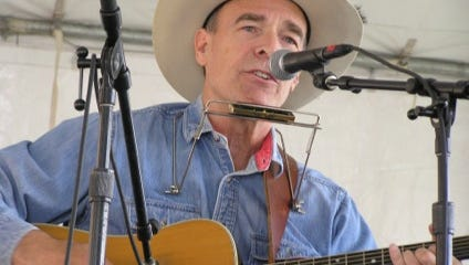Steve Cormier is set to perform a free concert from 1 to 2 p.m., Saturday, at Ruidoso Public Library, 107 Kansas City Rd.