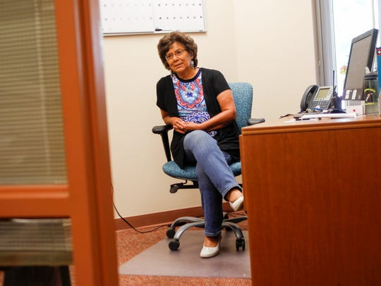Former Head of School Betty Ojaye calls Navajo Prep a model for Native American schools across the country.